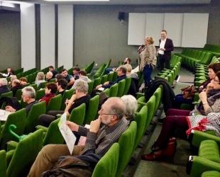 Revenir devant le public avec de nouvelles études