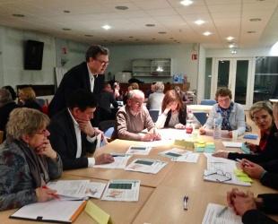 Concertation sur le projet territorial de santé