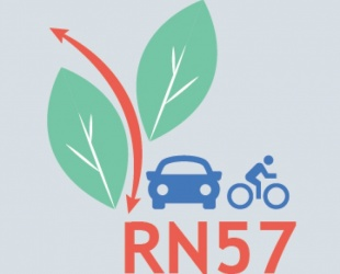 RN57 Aménagement sud de Pontarlier